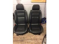 Astra h heated leather seats