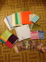 Craft/scrapbooking paper for sale