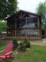 LARGE cottage sleeps 20 guests great for a family or group!