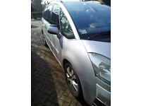 Citroen Grand C4 Picasso Exclusive 2.0 Hdi 150 - needs tlc