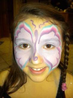 Professional Face Painting and Event Entertainment Canberra