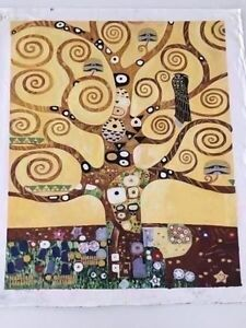 The Tree of Life by Gustav Klimt (oil painting) on canvas.reprodu Mornington Clarence Area Preview