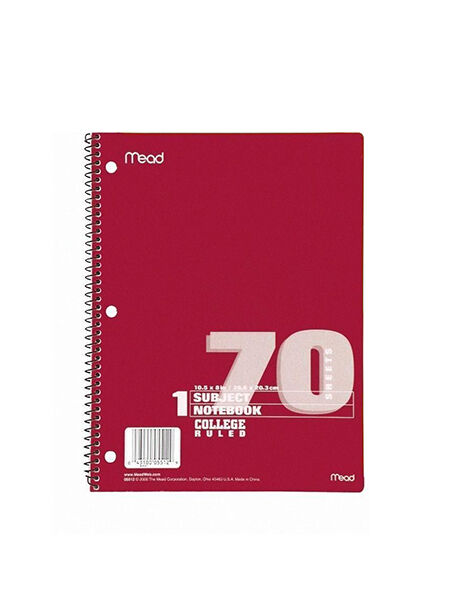 where can i buy an assignment notebook