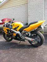 Great sports bike, looks and sounds amazing, mechanically A1