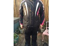 ladies Motorbike Jacket - Size 24