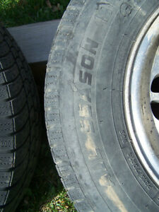 Ranger rims and tires 5 x 114.3 pattern Strathcona County Edmonton Area image 4