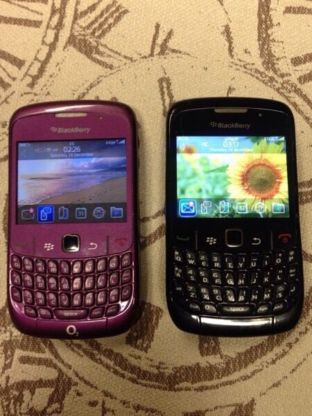 Cheap Blackberry 8520 Smartphone x2 Black and Purple25 each Unlocked Fully Working Can Deliverin Sandwell, West MidlandsGumtree - Cheap Blackberry 8520 Smartphone x2 Black and Purple £25 each Unlocked Fully Working Can Deliver BBs Comes with Leather Holster Case and Charger£25 each07961917242Can deliver locally for £5Swap for iPhone, iPad, iPod, Samsung galaxy, Note, Tablet,...