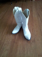 White western boots.  Paid 150.00 selling for 60.00