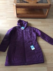 Women's - COLUMBIA 1X winter coat