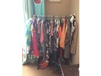 Lots of clothes for sale