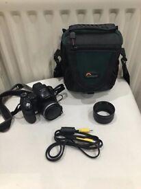 Fujifilm finepix S5000 digital camera