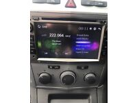Touch screen DAB Car Stereo