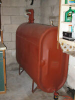 900 LITRE OIL TANK FOR HEATING OIL FURNACES