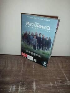 THE RETURNED--SEASONS 1 & 2----DVD BOX SET Wynn Vale Tea Tree Gully Area Preview