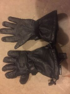 HD leather gloves
