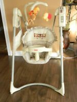 Fisher Price Power Plus Baby Swing