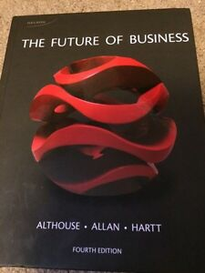 The future of business 5th ed.