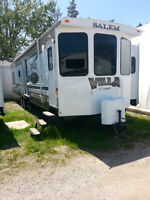 2014 PARK MODEL TRAILER ... AMAZING PRICE..JUST REDUCED!!