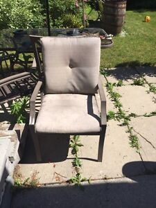 Old Patio Furniture Cushions
