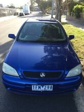 2004 Holden Astra Sedan good condition low kilometers Noble Park Greater Dandenong Preview