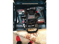 Bosch gdr 18-Li profesional made in germany brand new