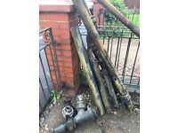 Scrap metal - Cast Iron - Chadderton/Oldham area (OL9)