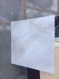 10m2 Bristol Bone 60x60 floor tiles