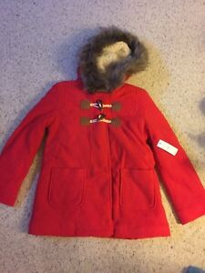 Old Navy girls coat. BRAND NEW TAGS size 8