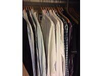 Men's Designer shirts - large/16.5