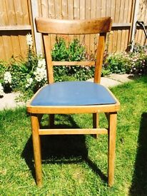 Vintage 50's 60's chair
