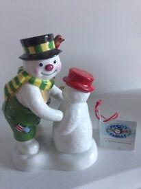 Royal Doulton Christmas ornament