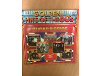 GOLDEN HITS OF THE 60s LP