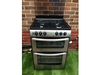 NewHome Dual Fuel Cooker