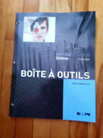 Boite a outils :Option science chimie neuf