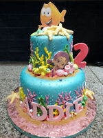 Kiddiekakes Custom Cake Design