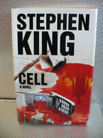 CELL ( A NOVEL STEPHEN KING )