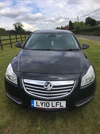 2010 Vauxhall Insignia Automatic diesel