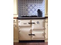 Rayburn 499k cooker/heating/hotwater combo.