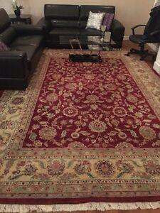 Hand made Persian carpet  London Ontario image 2