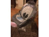 Graco car seat and base. Brand new in manufactures packaging