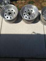 Centerline , Weld Rims and Corvette Rally Rims
