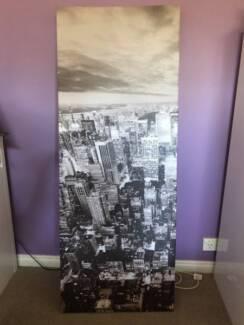 New York Wall Print