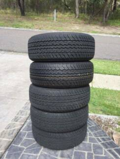 Dunlop AT25 Grandtrek - 285/60R18