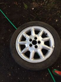 5x100 vw mk3 golf gti wheels