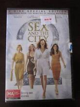 Sex and the City DVD, new, sealed. Lenah Valley Hobart City Preview