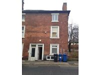 2 Rooms Available in Derby House Share