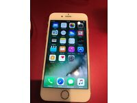 Iphone 6 silver 16 gb unlocked mint condition box