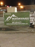 Rockhard Construction