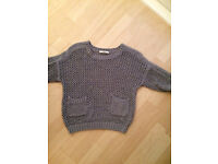 Oasis size small jumper