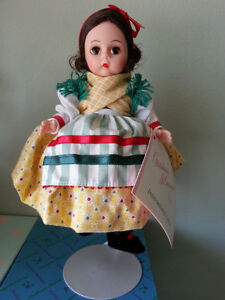 Madame Alexander Collector 8inch Doll International Series Italy